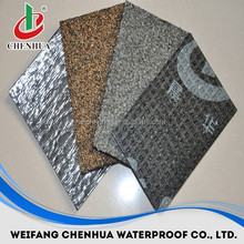 china manufacturer building material SBS asphalt roll for roof waterproof membrane