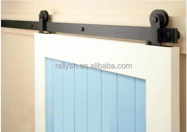 2015 China Made In Shanghai Rally Sliding Barn Door Hardware