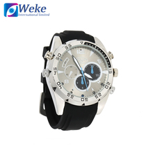 Mini DVR Watch Waterproof Hand Watch Hot sale Digital Wrist Pinhole Hidden Camera