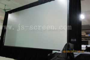 High Quality Fast Fold Screen / Fast Folding Projector Screen