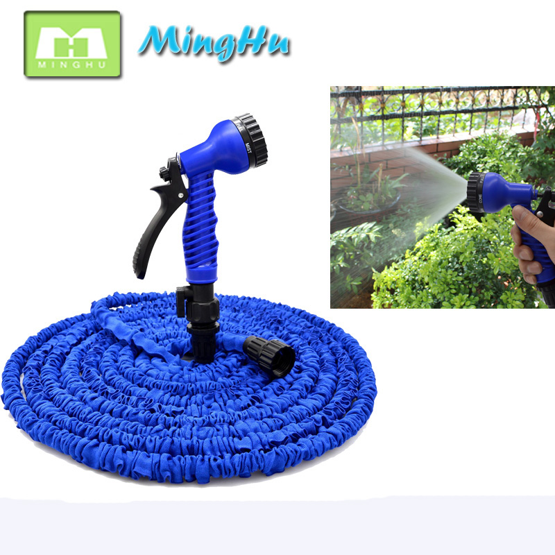 hose expanding garden water hose rubber drain hose as seen on tv