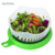 2019 new Salad Cutter Bowl Easily Fruit Vegetable Salad Maker Bowl Fast and Effective salad plastic bowl