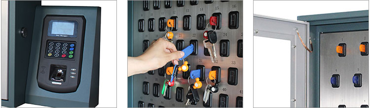 Intelligent key management,building keys tracking cabinet,electronic card key management system