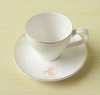 Best Price Tea Cup Set With Pot And Tray Stand Base Manufactured In China