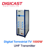 (DMB-7500) Digital TV UHF 500W ISDB-T Transmitter/Modulator And Receiver
