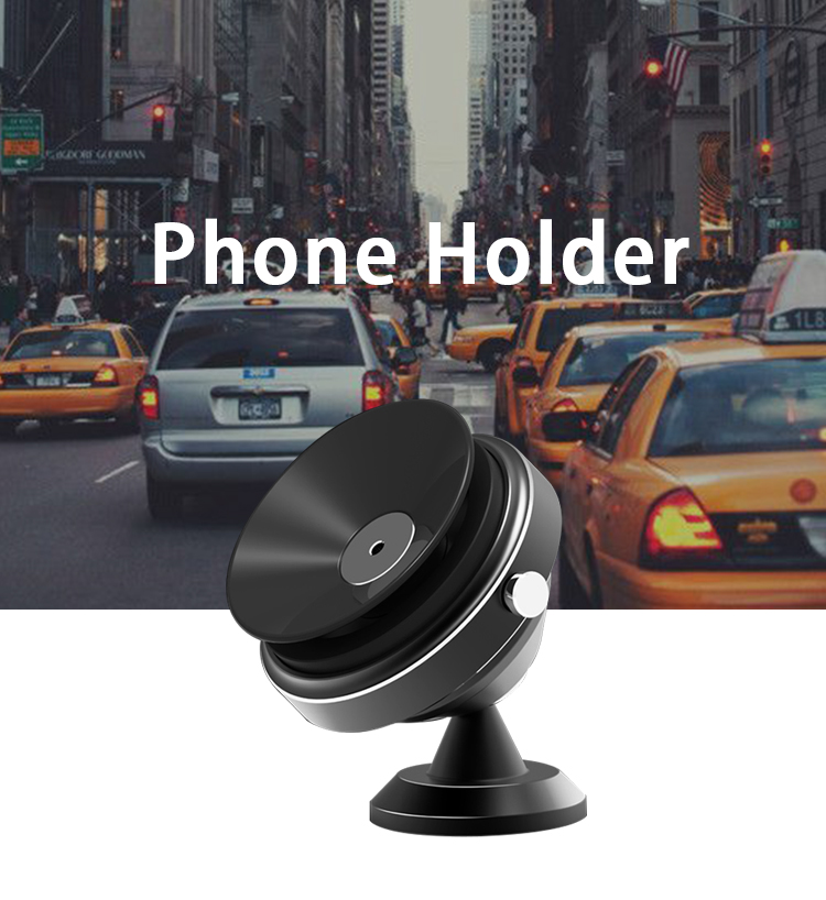 SJ-T-087 car dashboard window suction cell phone holder