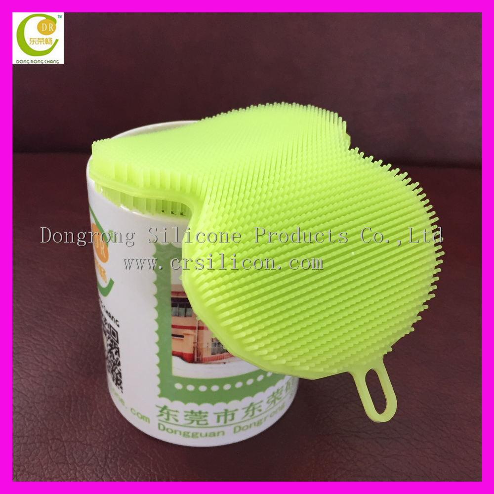 Best selling products wholesale kitchen household high-temperature silicone foam sponge