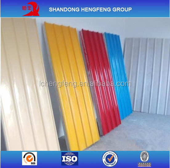 Expanded Metal Corrugated Gi Roofing Metal Sheet