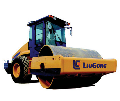 16ton CLG616 roller road vibratory Machine for Sale