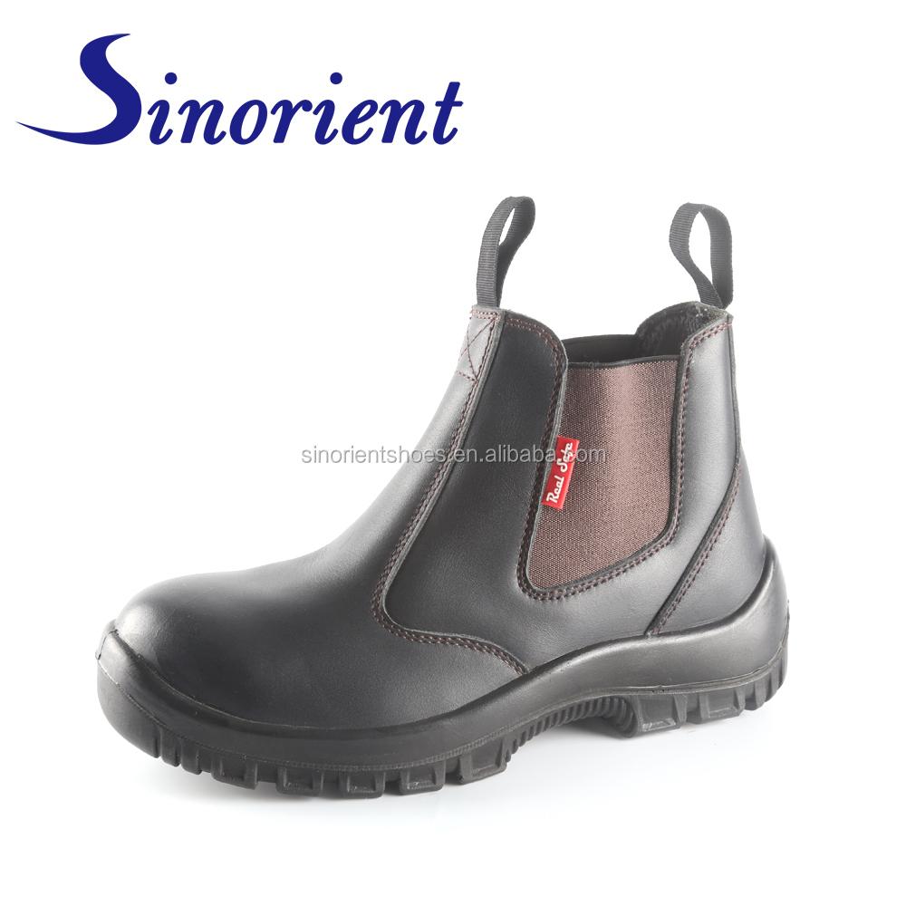 Quality Crazy Horse Leather Slip
