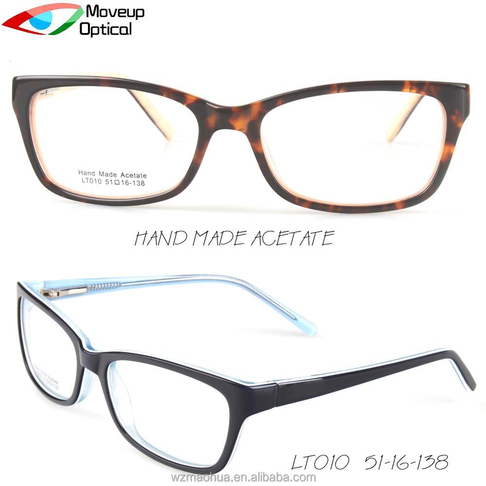 Moveup Optische brillen rahmen fred Lesen klar gefälschte gläser ...