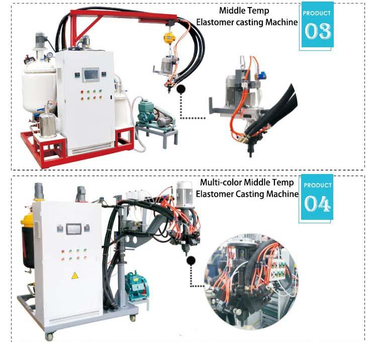 High Temperature Polyurethane Vibrating Screen Protector Making