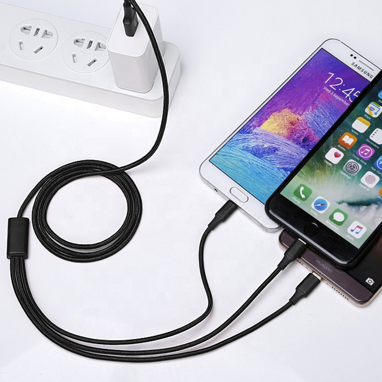 Fast Charging USB C Original Short Otg Cable USB