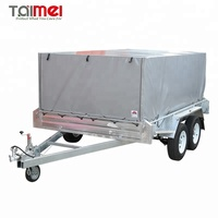 Truck Camper Cover for Travel Trailers