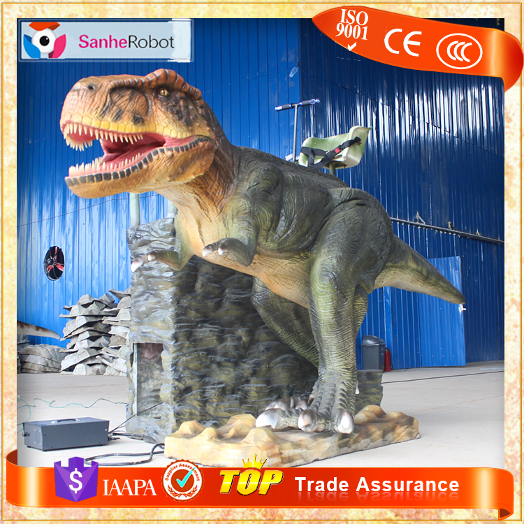 SH-DR026 Children Entertainment Item, Outdoor Play Dinosaurs