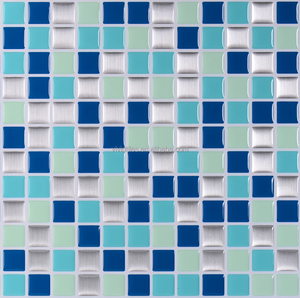 High quality style selection cheap peel and stick wall tile for bathroom shower