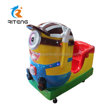 Beauty luxe muntautomaat kiddy rides dieren kiddy ride machine kiddie ritten