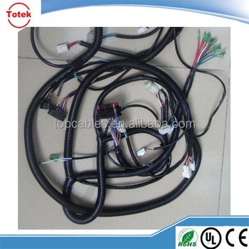 brand new engine wiring harness for can-bus