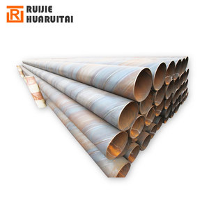 API Spec 5L Oilfield Pipeline PE Coated SSAW Spiral Welded Steel Line Pipe X42, X46, X56 in oil and gas