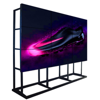 Popular customized IP65 samsung tv for 65 inch lcd video wall L-G 4K