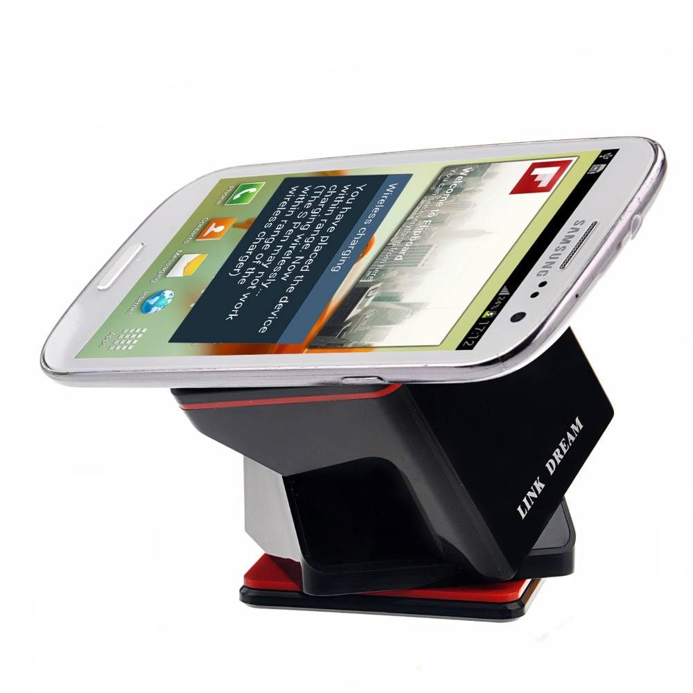 Black-Magic-cube-QI-car-wireless-charger-pad-for-Iphone