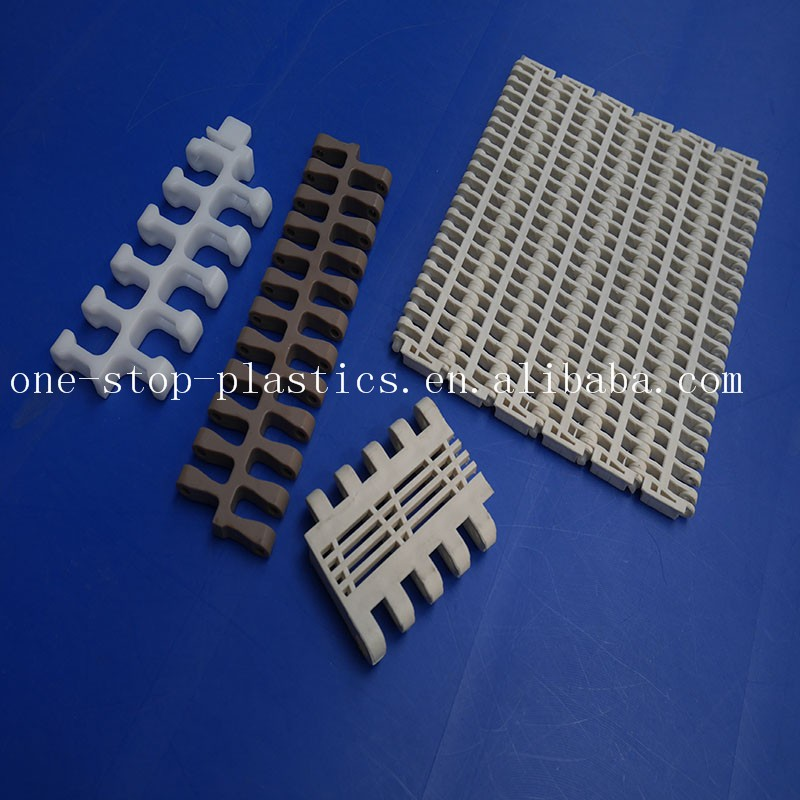 OEM custom convceyor systerm plastic moulding injection pom delrin conveyor chain