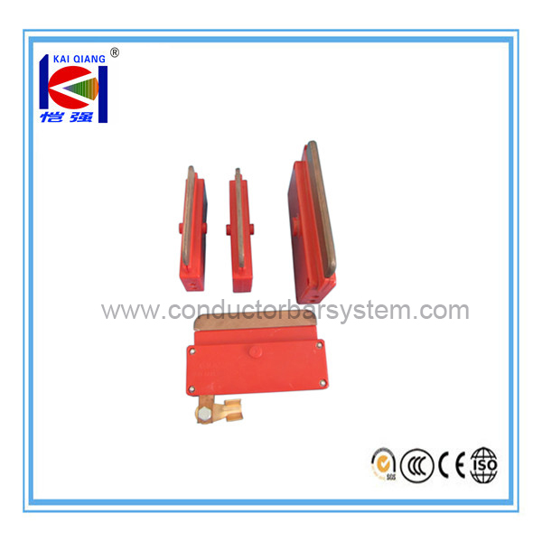 carbon brush for hair dryer motor for current collector