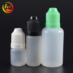 small pe eye dropper bottles 5ml 10ml plastic liquid oil dropper bottle