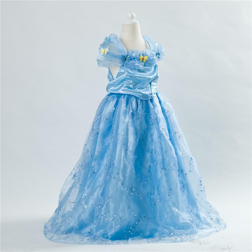 cinderella dress for kids - photo #17