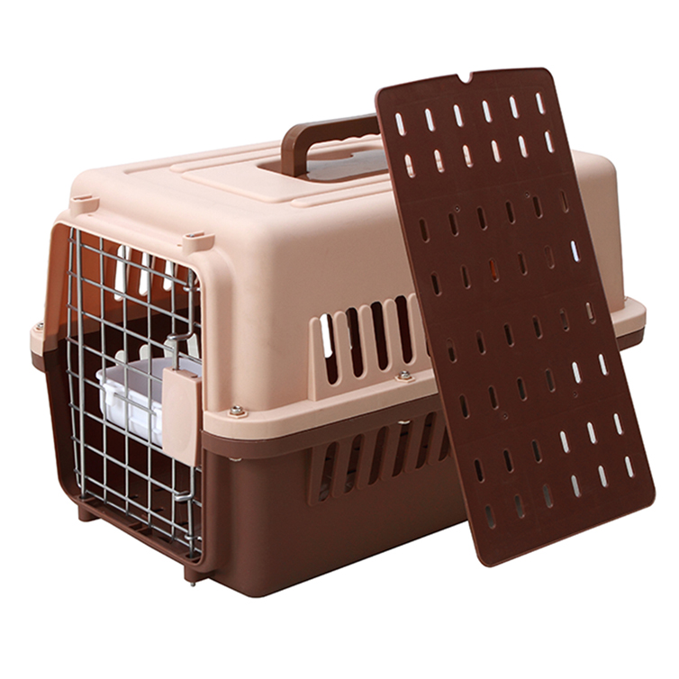 Pequeño Popular de viaje perro portador de caja