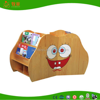 Kindergarten Furniture Of SpongeBob SquarePants Bookshelf