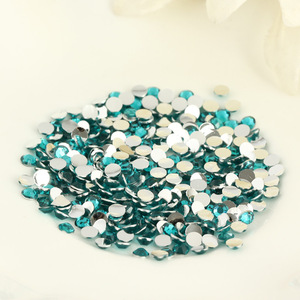 Wholesale Flat Back Resin Rhinestone, Flatback Resin stone, Non-Hotfix Resin Strass with Flat Back for Skin Decoration