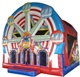 Inflatable Ferris Wheel 5 in 1 Combo slide /Inflatable ferris wheel bouncer/play house for kids