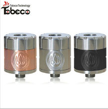 2014 Tobeco RDA atomizer 1:1 clone Pyrro for wholesale doge RDA