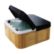 HS-092AY above ground pool/aifeel hot tub/angus outdoor spa