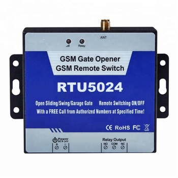 3G Gate Opener for sliding garage door opener, King Pigeon RTU5024W 3G Remote Controller