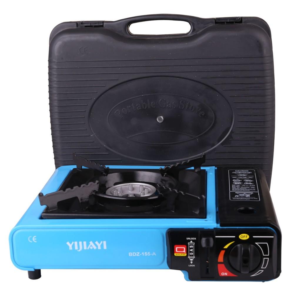 Portable Gas Stove : Ce emc mini camping gas stove indoor portable