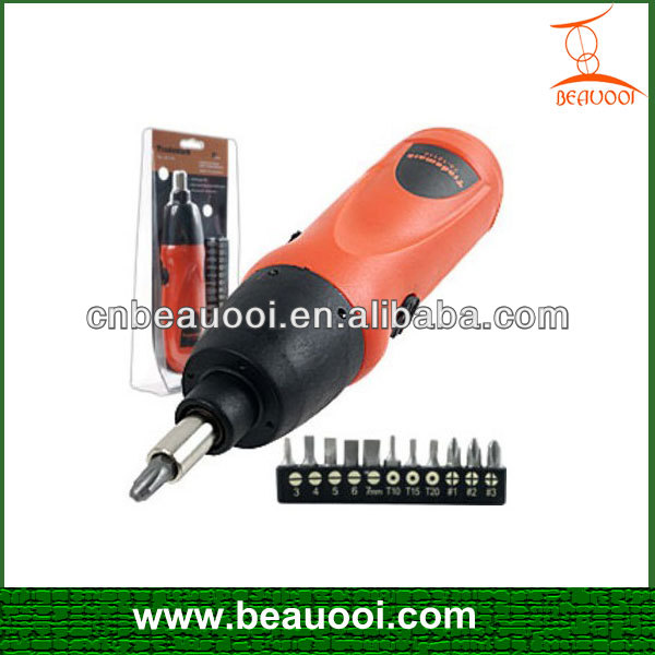 6v Cordless Screwdriver With Gs,Ce,Emc Certificate Small Cordless ...
