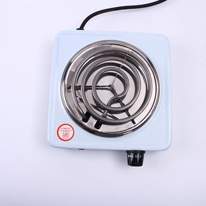 electric burner hot plate with digital temperature control cooking cover