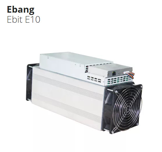 Ebang Ebit E10 18th/s Miner E10 Used Miner Second Hand Bitcoin Miner