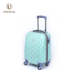 Wholesale dot adult children travel suitcase carry on luggage