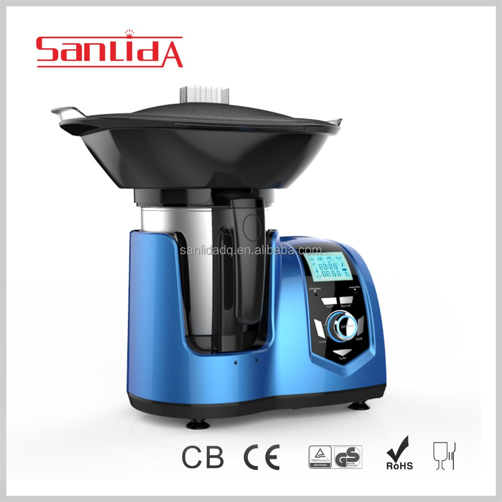 Cooking Food Processor,Robot Da Cucina,Multifuntion Thermo Mixer ...