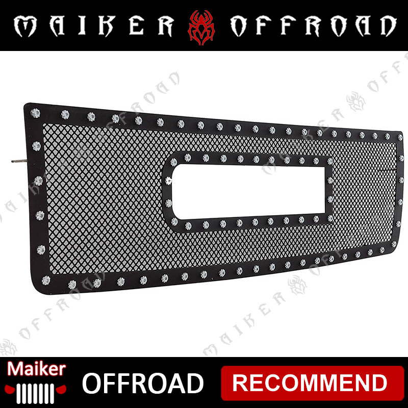 Hot Selling Grille for GMC Sierra 1500 2007-2013 Grill Accessories