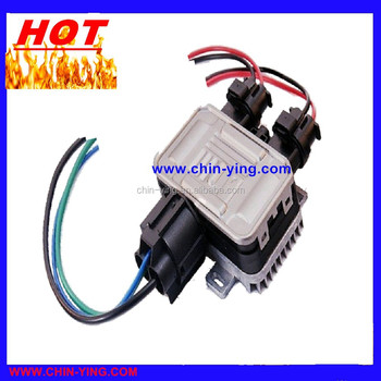 For Ford Edge For Lincoln Mks Mkx Radiator Cooling Fan Relay Control Module  - Buy Cooling Fan Control Unit Module Relay,Cooling Fan Control