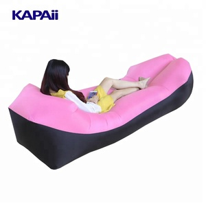 Inflatable Loungerair sof , Waterproof Air Lounger with sunshade