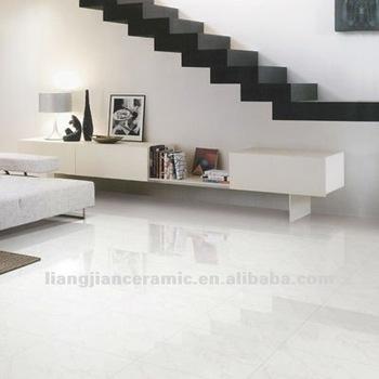 Foshan Bathroom No Slip Super White Slate Flooring Tiles Ycb6012