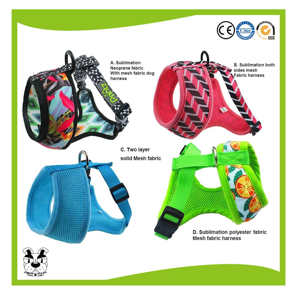 2019 Most Popular Super Comfort Reversible Neoprene Dog Harness