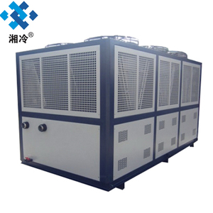 wine factory type of air coolers india / air-cooled brine chiller