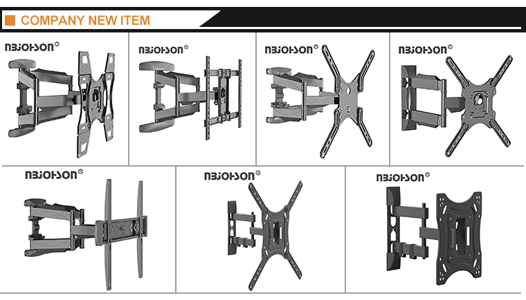32-65 Inch Hisense Steel LCD Fixed TV Mount (LED64F)