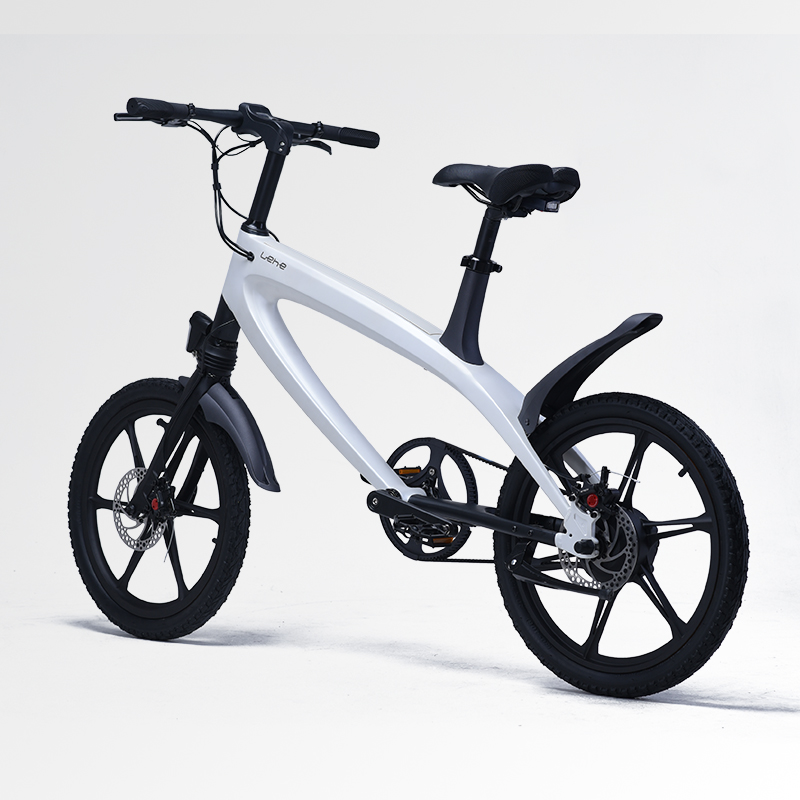 2017 Chinese factory wholesale fashion 20 inch city e cycle electric bike